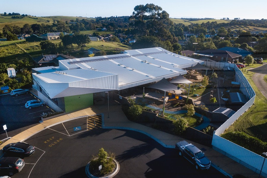 Child care centre and kindergarten in Korumburra