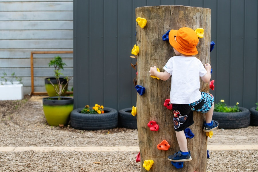 Korumburra child playground